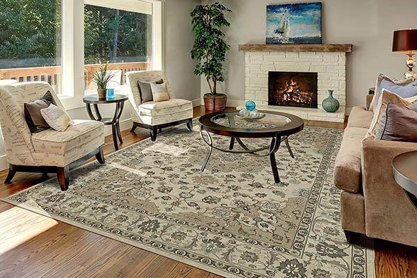 بهترین رنگ فرش ، فرش کرمی