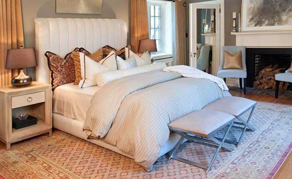 رنگ فرش اتاق خواب