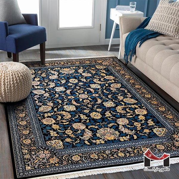 رنگ فرش اتاق پذیرایی