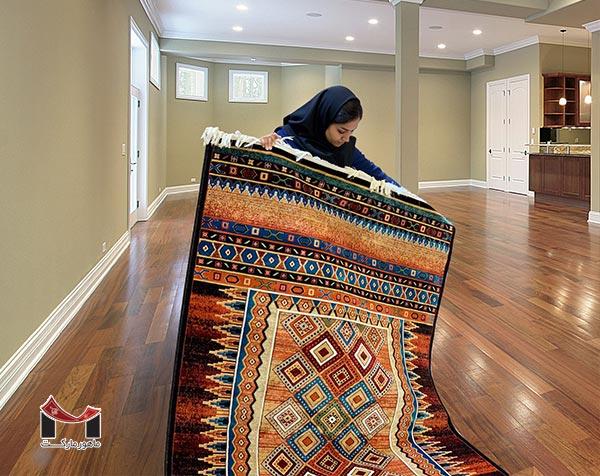مدل قالیچه